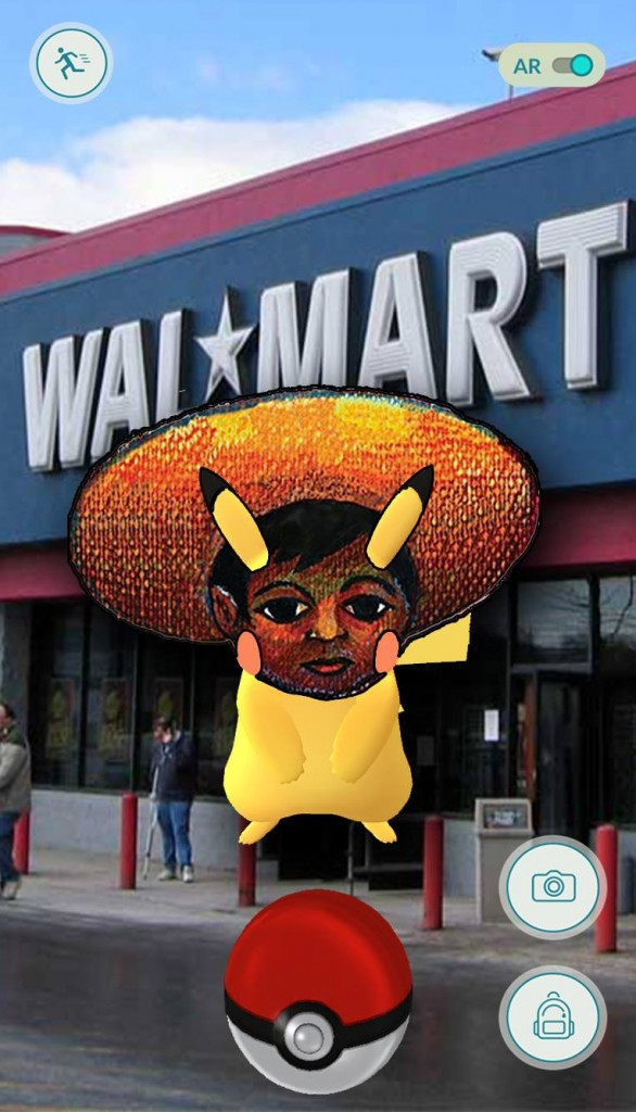 El Cipitio @ Wal-Mart